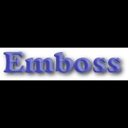 Bevel Emboss